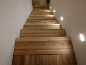 Jasanové schody